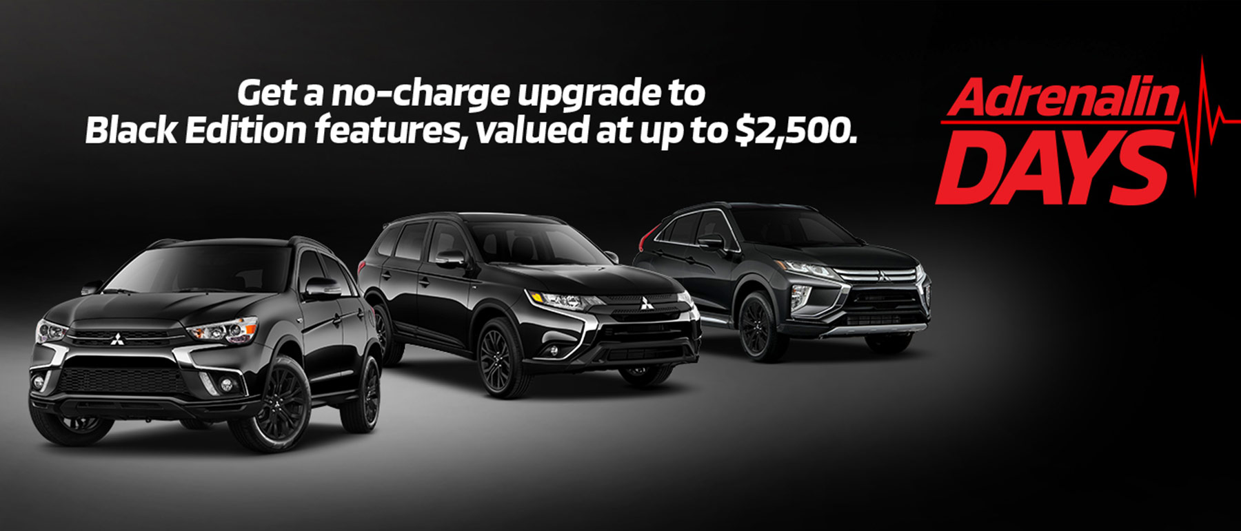 April 2019 Mitsubishi OEM Offer