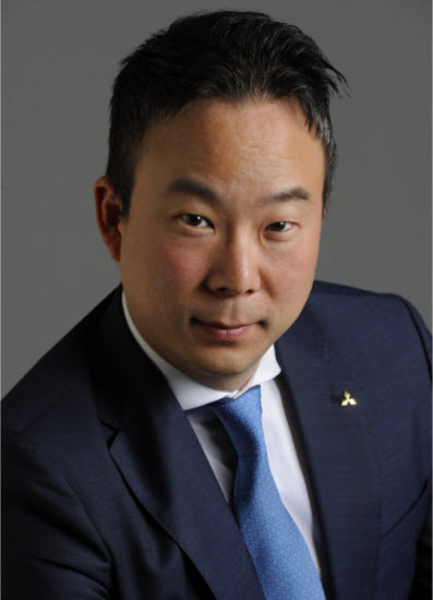Current Mistubishi CEO, Juyu Jeon