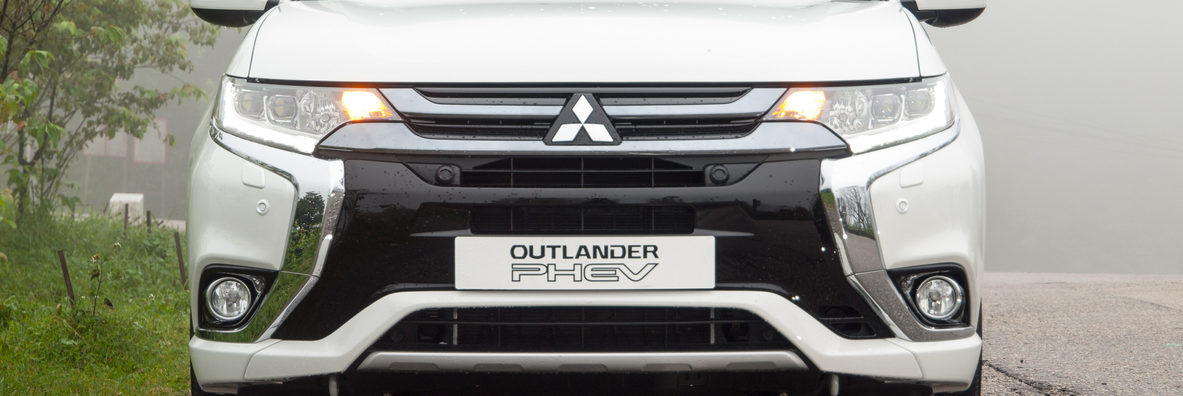 Mitsubishi Outlander PHEV 2016 Test Drive Day