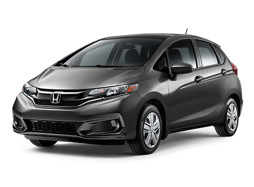 Honda Fit DX trim