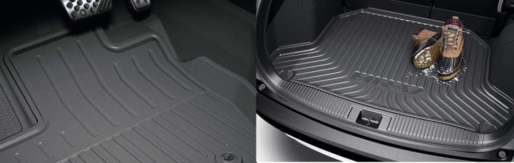 hr-v interior protection package