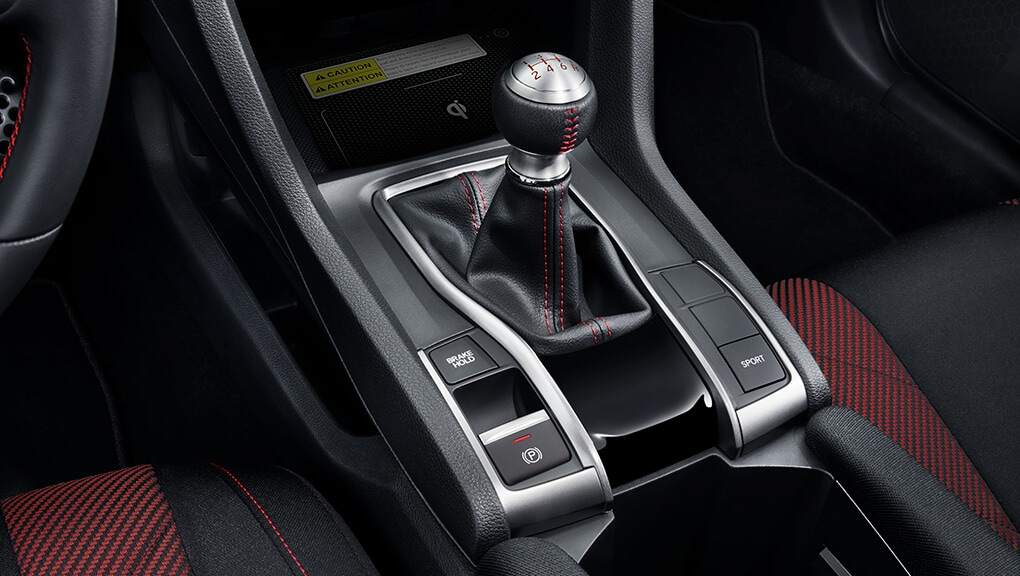 civic si coupe shift knob