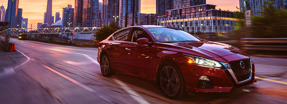 2019 altima in red