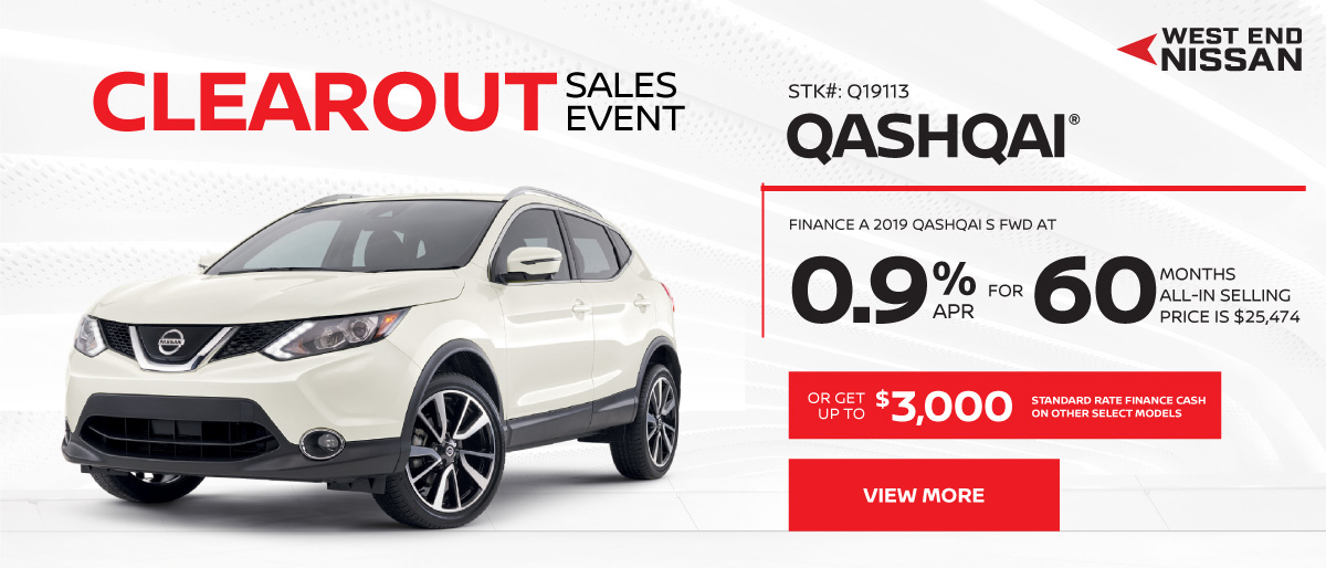 Welcome To Our West End Nissan Dealership | Edmonton, Alberta