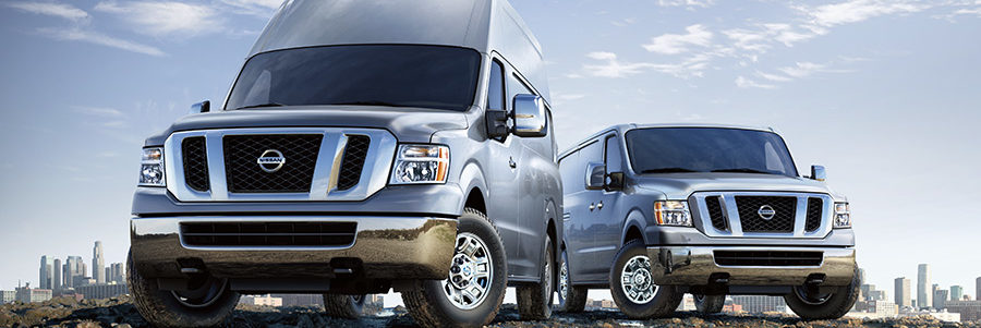 Nissan NV Cargo options