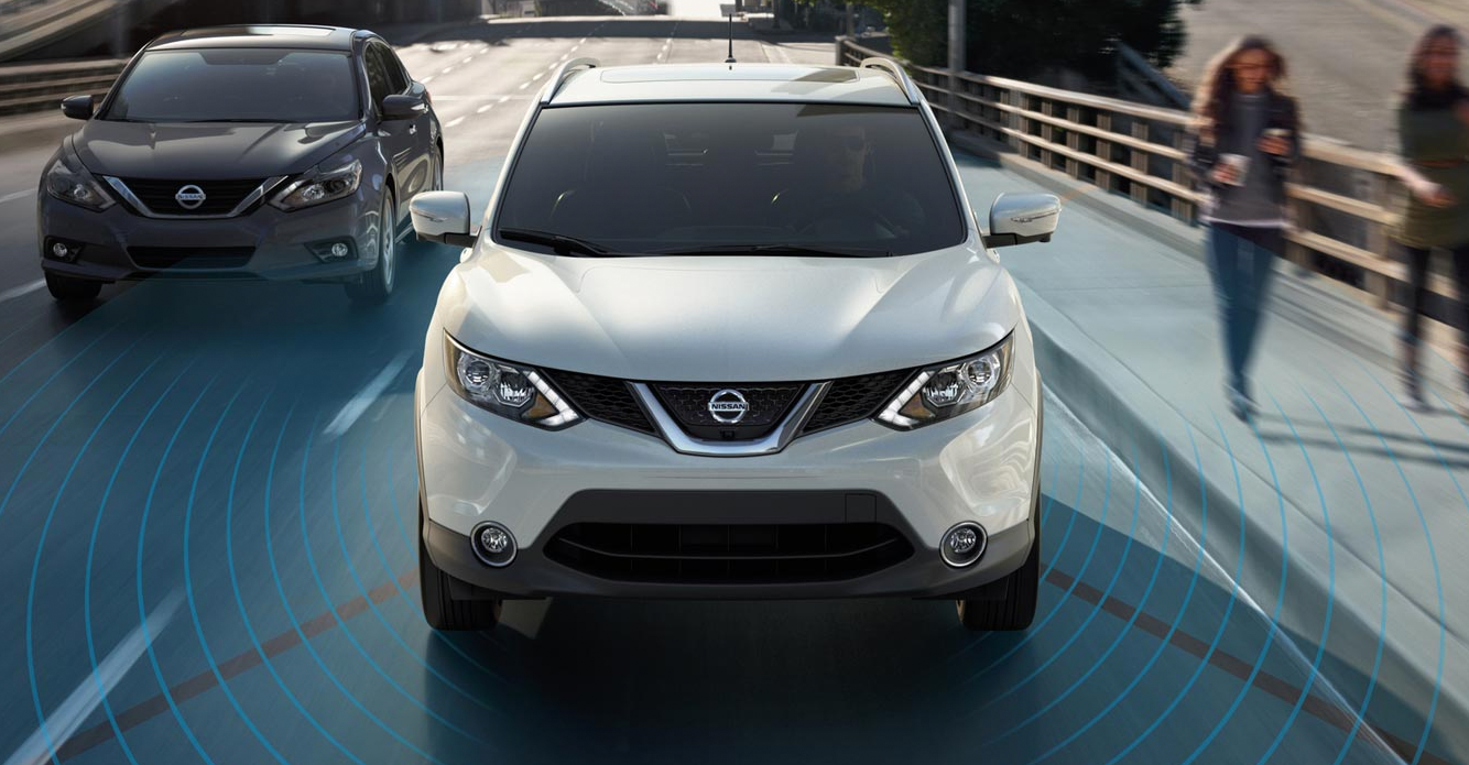 Nissan Intelligent Driving