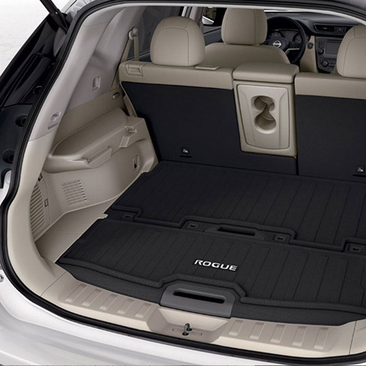 2020 Nissan Rogue cargo space