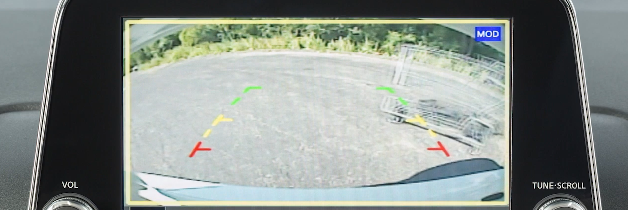 Intelligent Around View Monitor object detection