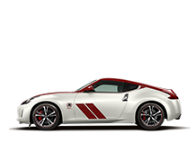2020 Nissan 370Z Coupe (White)