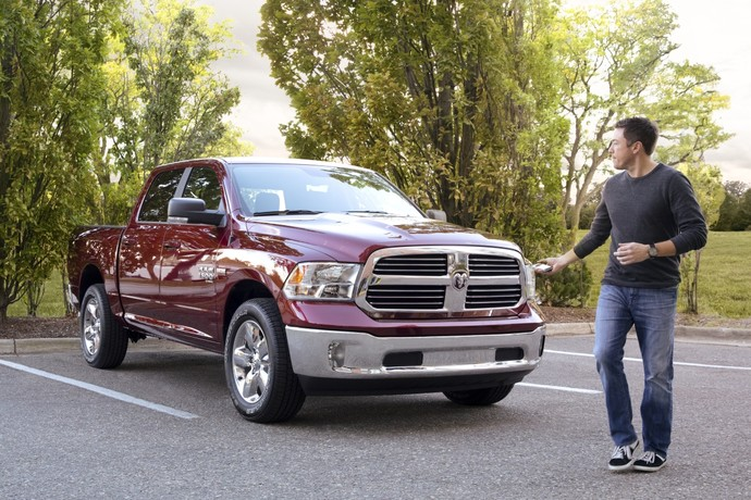 Park Sense helps You Park Safely with the 2020 Ram Classic