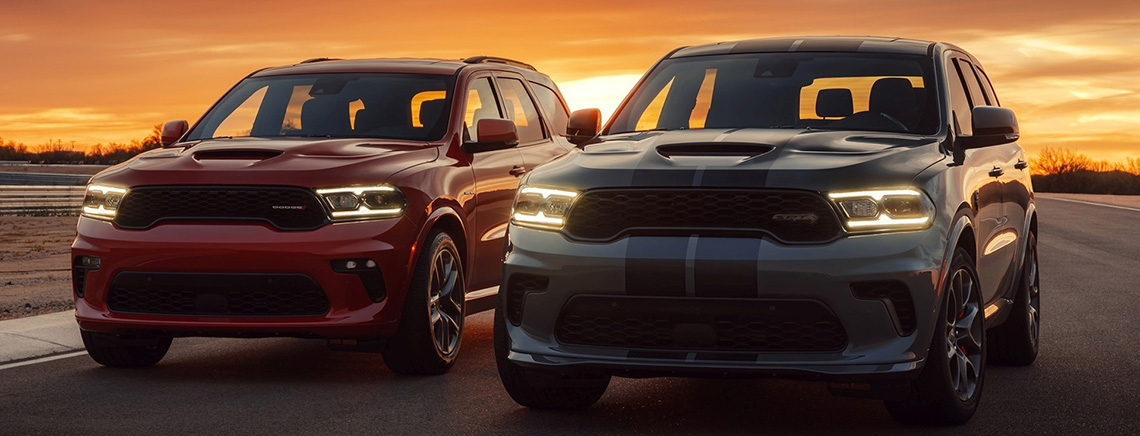 The 2021 Durango will be coming to Fort Saskactchewan see it first at Straightline Chrysler Ram Jeep.