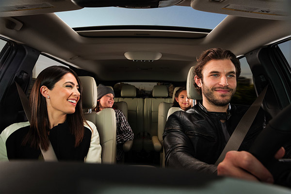 2021 Dodge Durango keeps your ride comfortable with technology and features