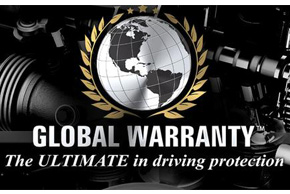 Global Driving Protection and Warranty