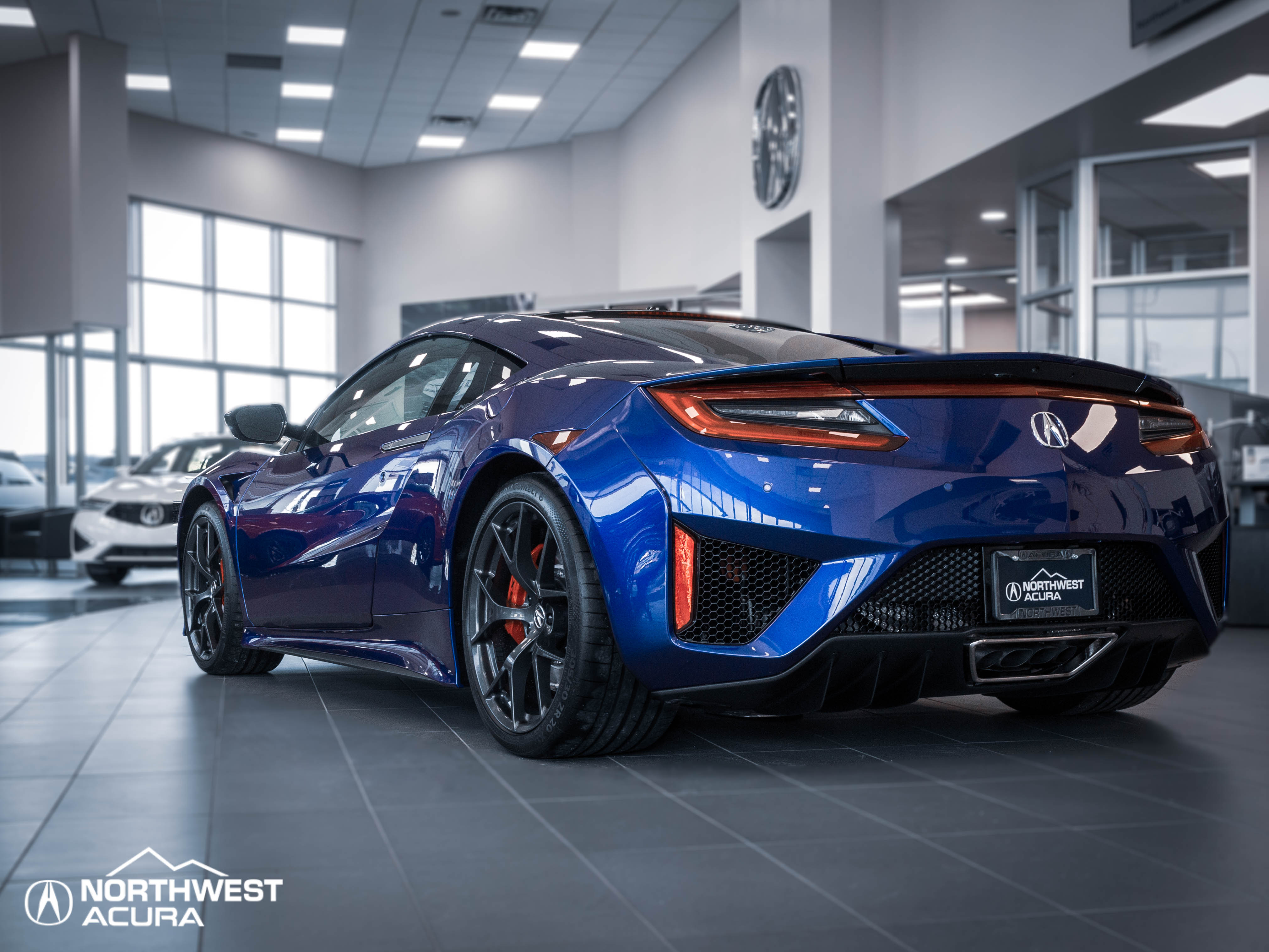Stock # 1907592 - 2019 Acura NSX Nouvelle Blue