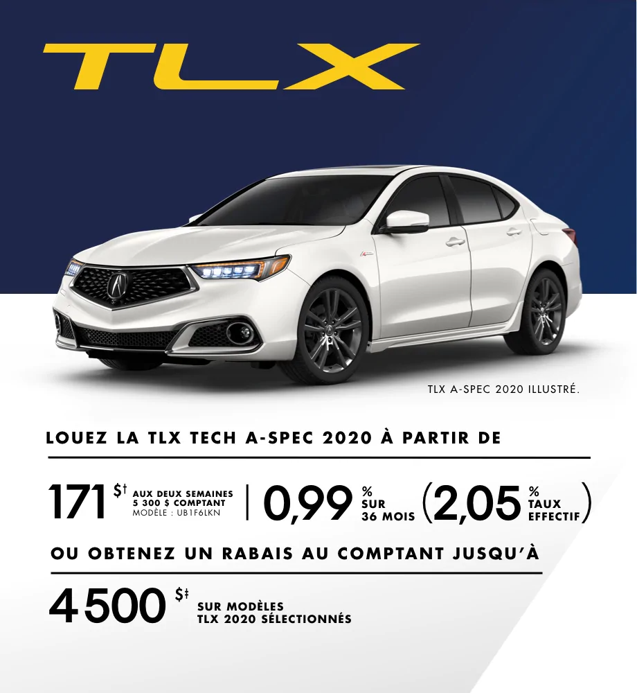 Northwest Acura New Vehicle Specials