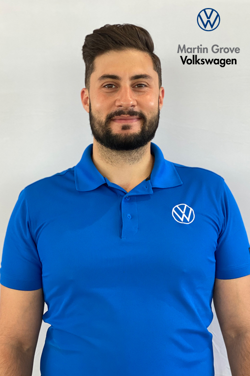 Mario Sulaiman - Assistant Sales Manager