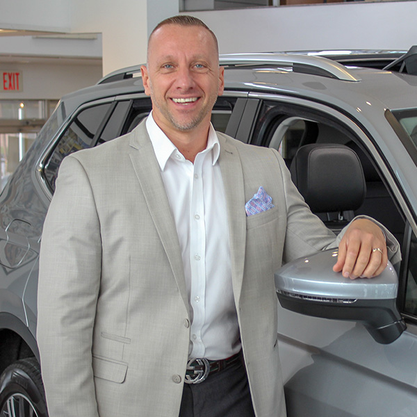 Vince Spennato - General Sales Manager