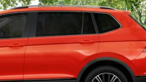 2018 Tiguan privacy glass
