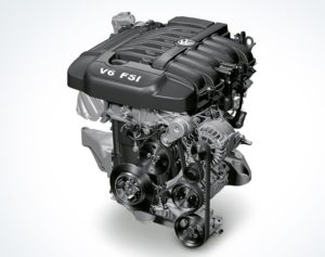 Passat VR6 Engine