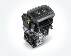 Golf R TSI Engine