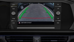 Volkswagen Jetta 2019 Rearview Camera