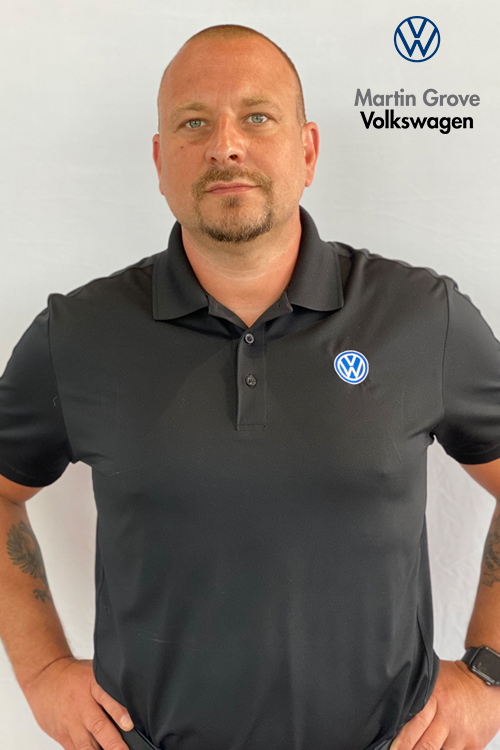 Jason Zommers - Fixed Operations Manager