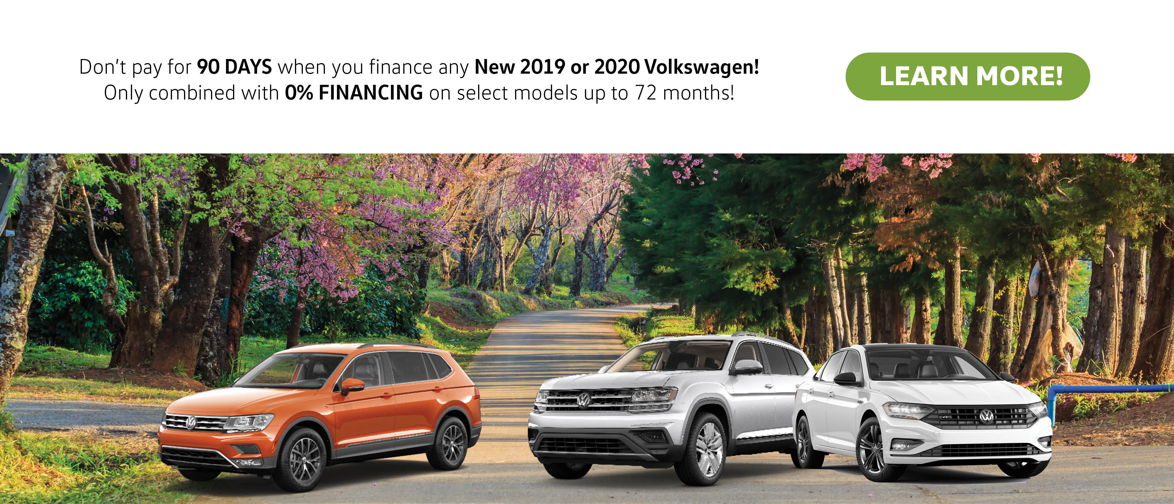 April Offer Martin Grove Volkswagen Slide