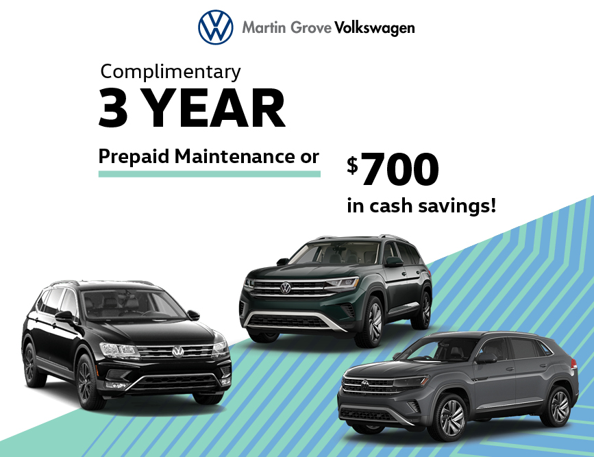 Complimentary 3 Year Promotion