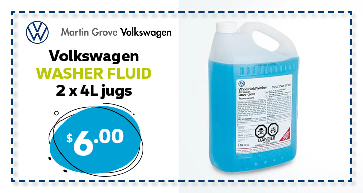 Washer Fluid Sale