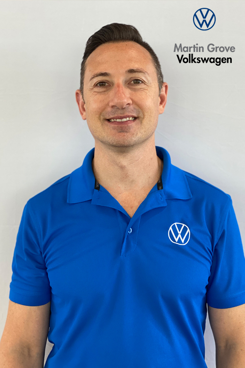Roger Grossi - Assistant Pre-owned Sales Manager