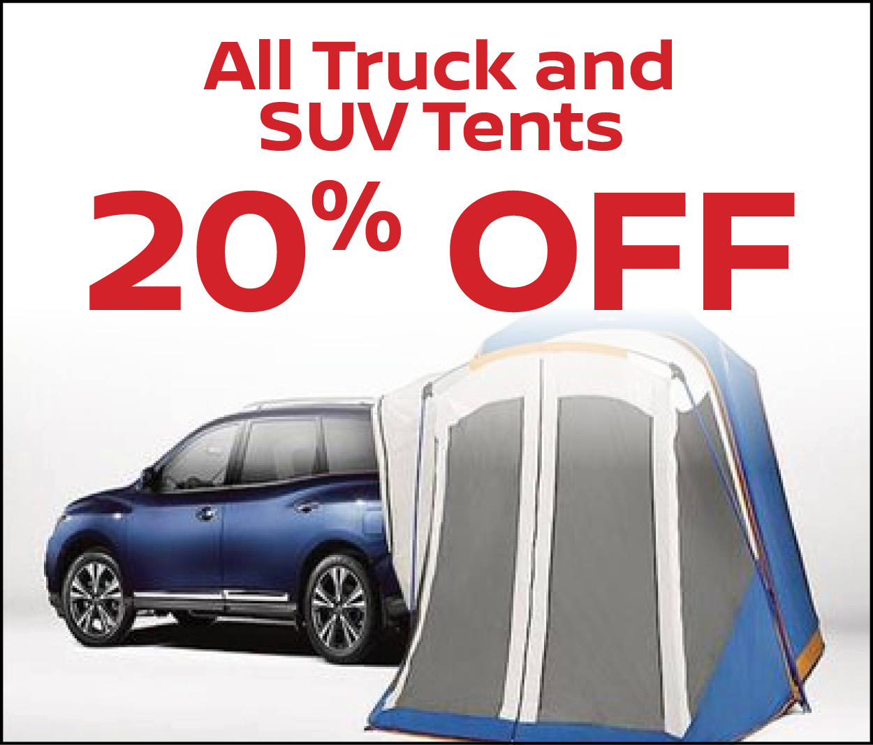 All Truck and SUV Tents