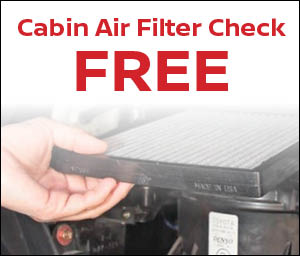 Cabin Air Filter Check