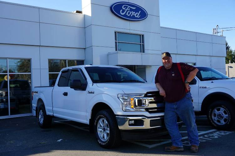 Roger 2018 Ford F150