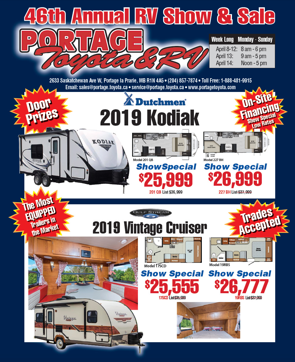 RV Show and Sale