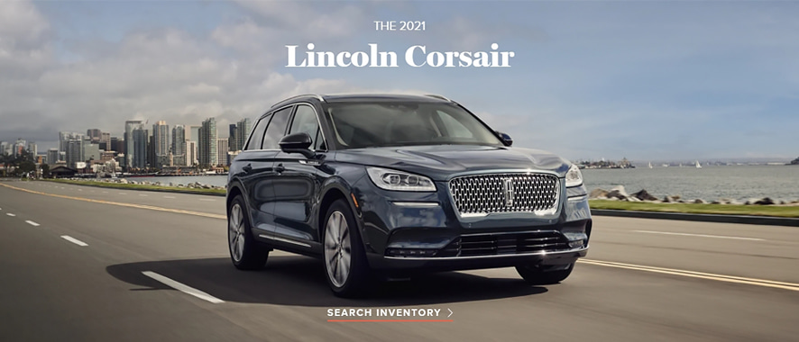 2021 Lincoln Corsair Graphic
