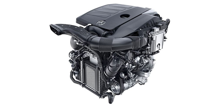 2020 Glc Engine