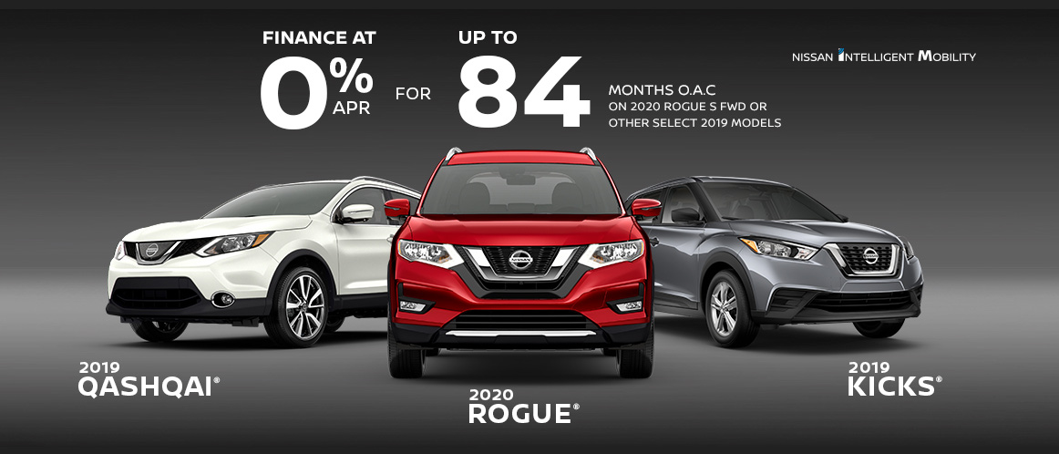 May Nissan offer