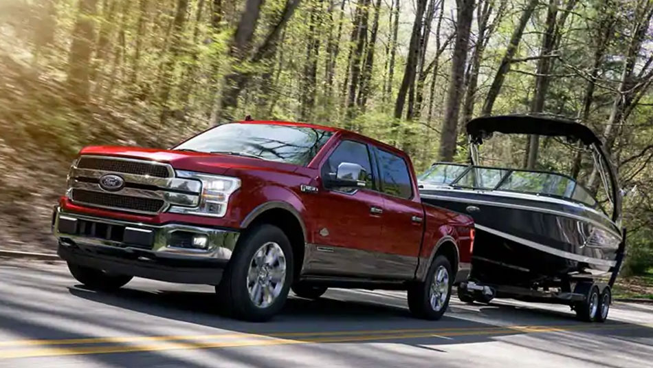 Ford F-150 Performance