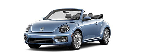 2019 Beetle Convertible Wolfsburg Edition 2.0T
