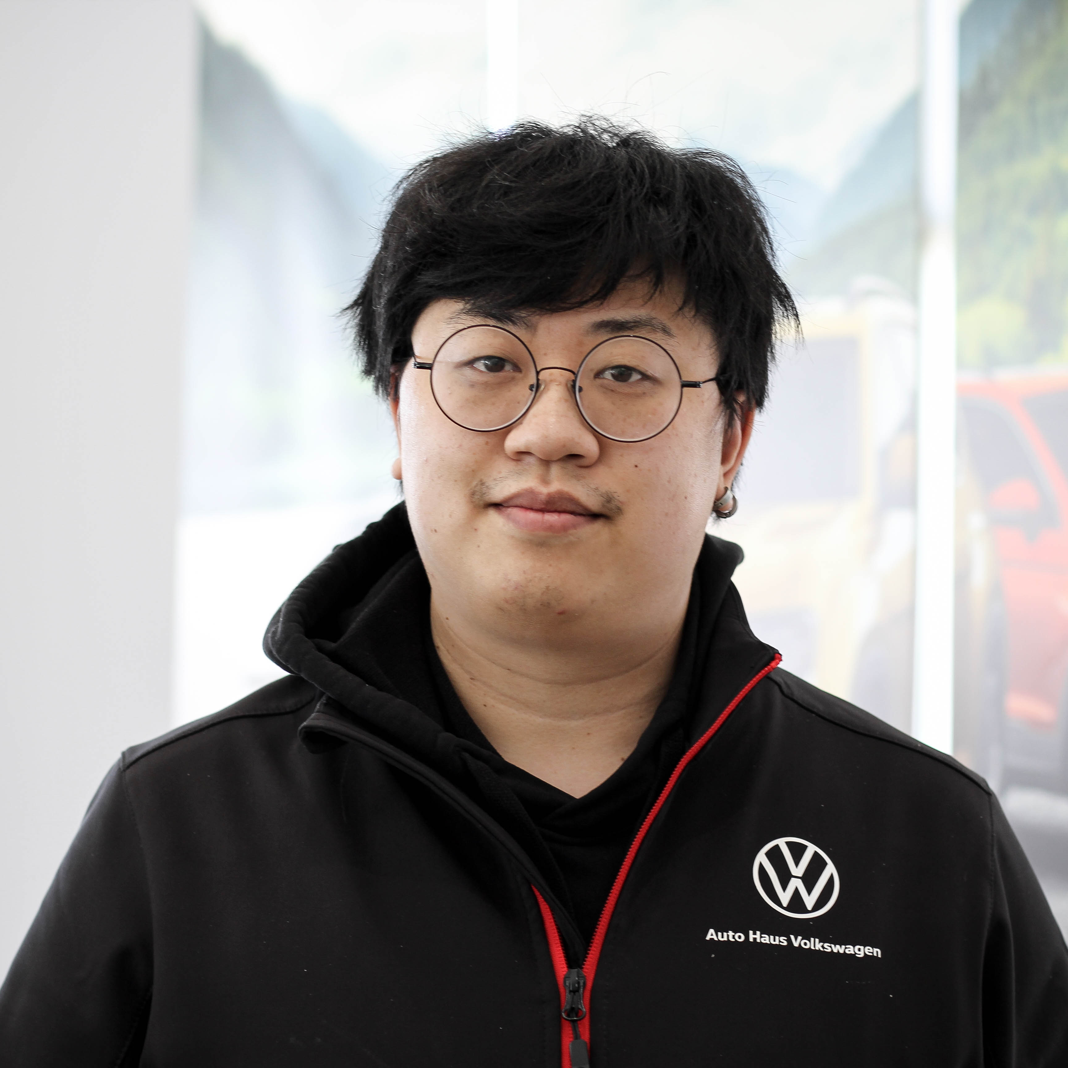 Paul Chang - Parts Specialist