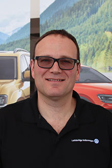 Mike Kaytor - Service Manager