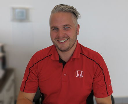 Michael Hoover - New Car Sales Manager