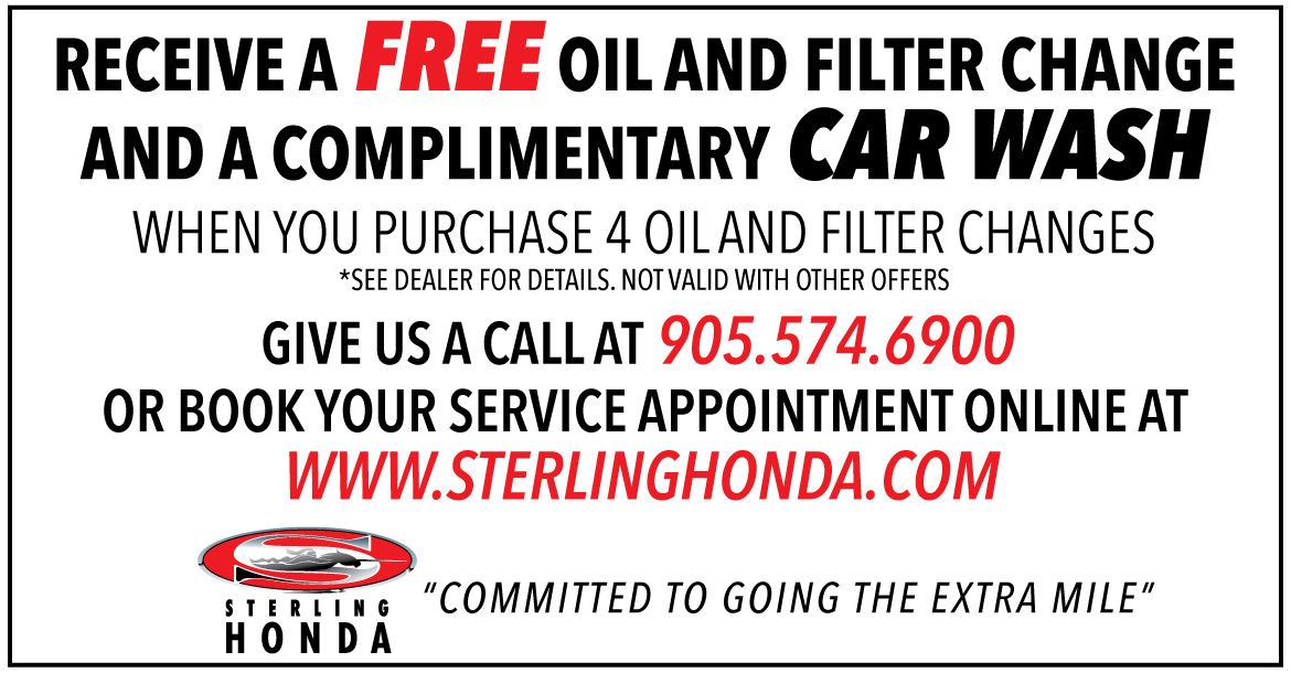 Oil Change and Filter Punch Card