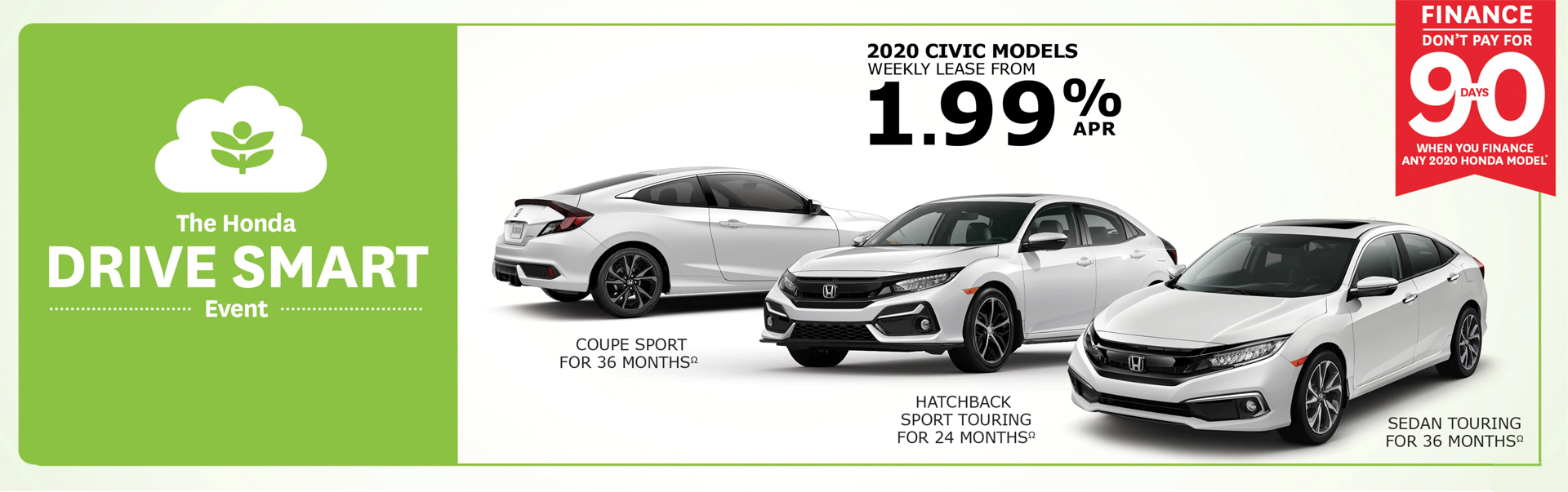 2020 Civic Models