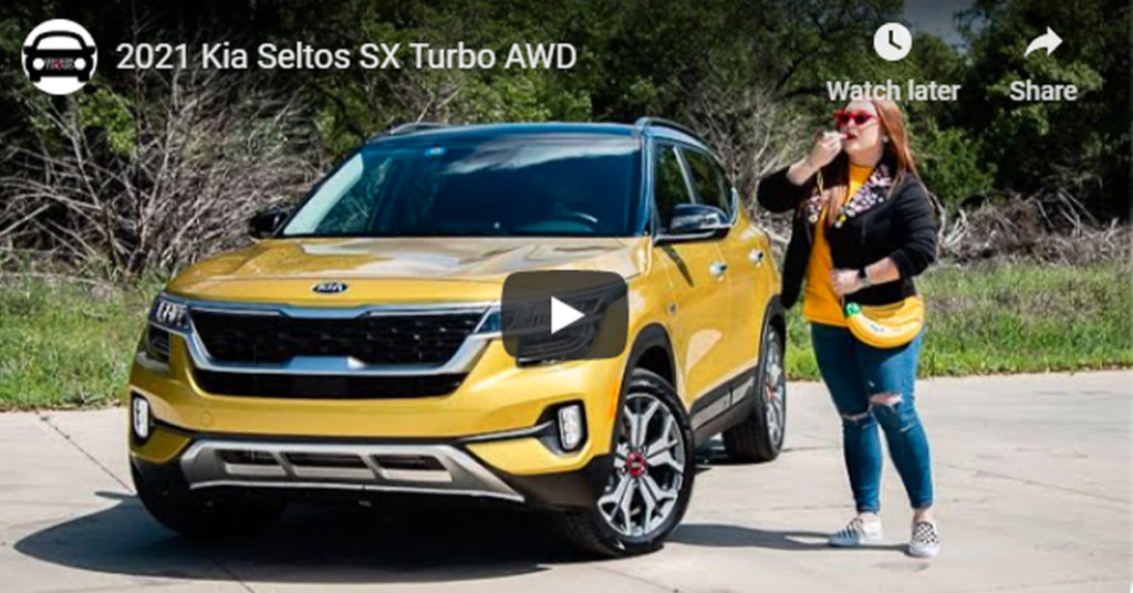 2021 Kia Seltos SX Turbo Review Image