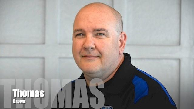 Thomas Brown - Master Technician- Service Manager