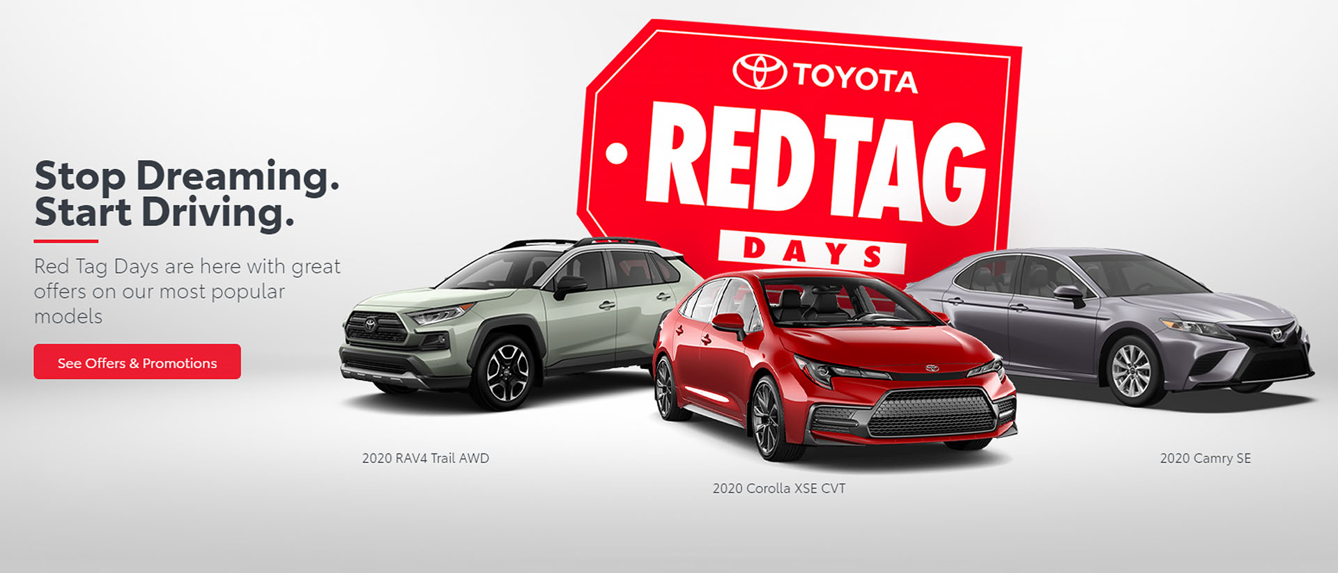 Toyota National August 2020 Offer 21x9