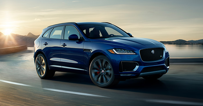 2017 Fpace Blue