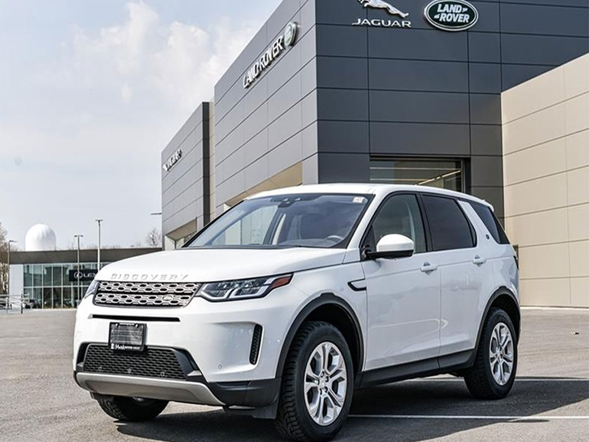 2020 Lr Discovery Sport