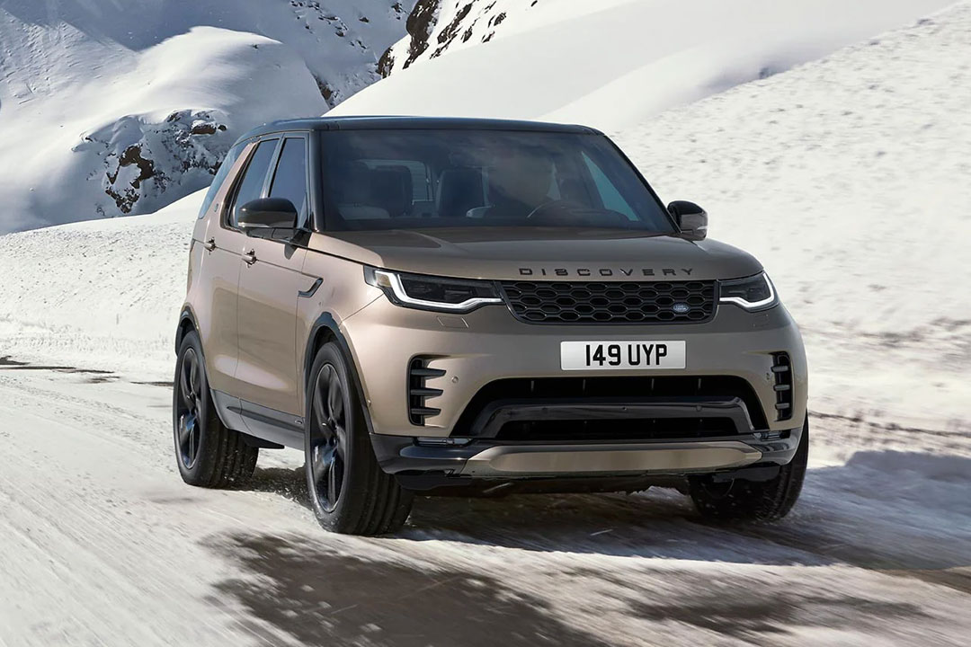 LAND ROVER DISCOVERY winter conditions